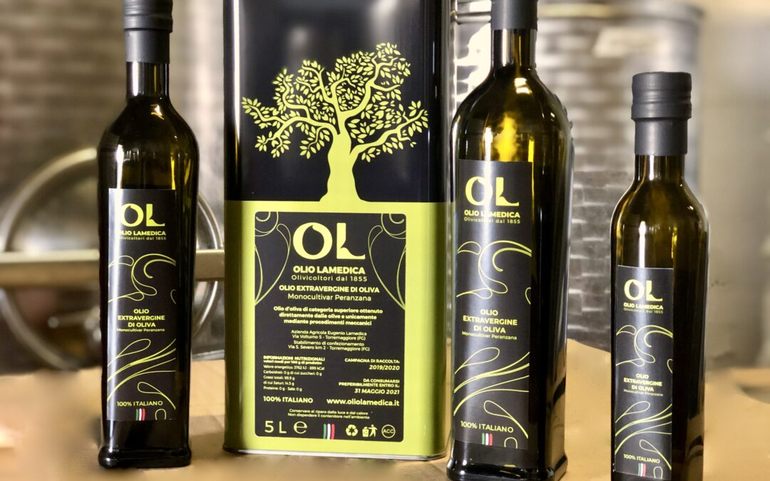 L'olio buono: riconoscerlo per apprezzarlo